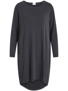 Vila Jurk VITRINY L/S DRESS-NOOS 14047757 Black
