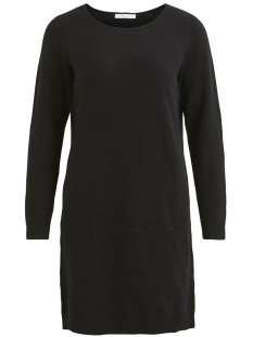 Vila Jurk VIRIL L/S KNIT DRESS - NOOS 14042768 Black
