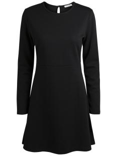 pcwonder ls dress noos 17090232 pieces jurk black