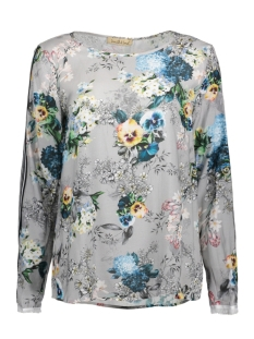 Smith & Soul Blouse 08180817 5394 NUDE/RED/BLUE