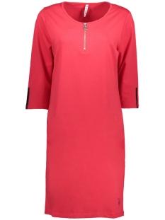Zoso Jurk JENNIFER SPORTY DRESS RED/BLACK