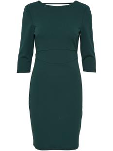 Jacqueline de Yong Jurk JDYLAUREN 3/4 DRESS JRS 15161159 Ponderosa Pine