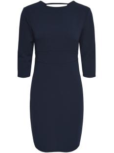 Jacqueline de Yong Jurk JDYLAUREN 3/4 DRESS JRS 15161159 Night Sky