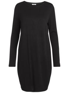 Pieces Jurk PCFIGAS LS DRESS 17090333 Black