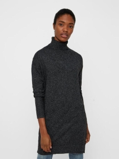 Vero Moda Jurk VMBRILLIANT LS ROLLNECK DRESS NOOS 10199744 Black