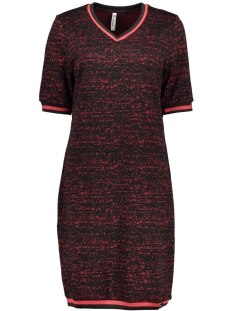 Zoso Jurk VANITY DRESS RED