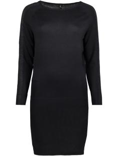 Only Jurk onlCANA L/S DRESS KNT 15160804 Black