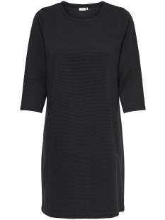Jacqueline de Yong Jurk JDYSAGA 3/4 DRESS JRS 15155455 Black