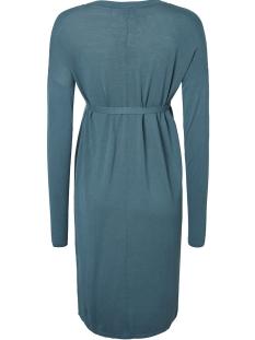 mlmyna loose l/s knit abk dress v.20009065 mama-licious positie jurk mediterranea