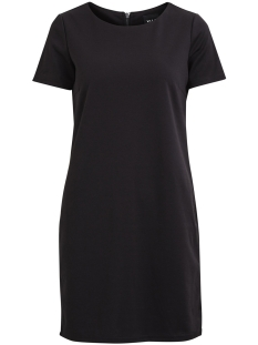 vitinny new s/s dress - noos 14032604 vila jurk black