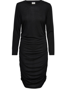 Jacqueline de Yong Jurk JDYROSA L/S DRESS JRS 15160473 Black