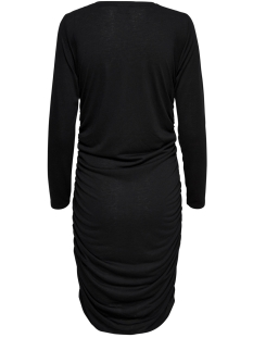 jdyrosa l/s dress jrs 15160473 jacqueline de yong jurk black
