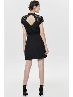 jdyfabio s/s lace dress wvn nl 15160603 jacqueline de yong jurk black