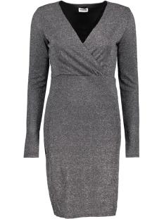nminfinity  l/s short dress 7 27004270 noisy may jurk black/silver
