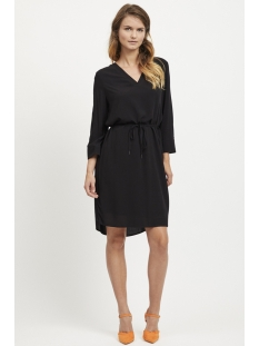 objbay 3/4 dress  noos 23028766 object jurk black
