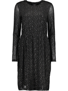Object Jurk OBJMONROE NEW MARIANN L/S DRESS 100 23029121 Black