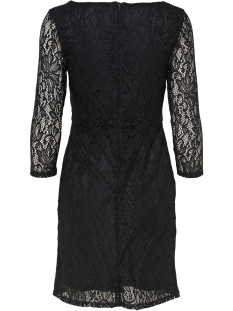 onlsanta cruz mid dress wvn 15166331 only jurk black
