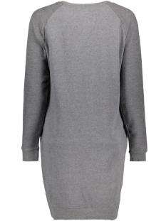 g80006br superdry jurk vz5  iron grey marl