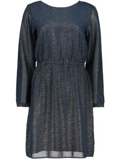 object jurk blauw