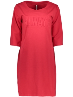 Zoso Jurk ALWAYS SPORTY DRESS RED