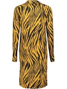 3320 dress iz naiz jurk zebra oker