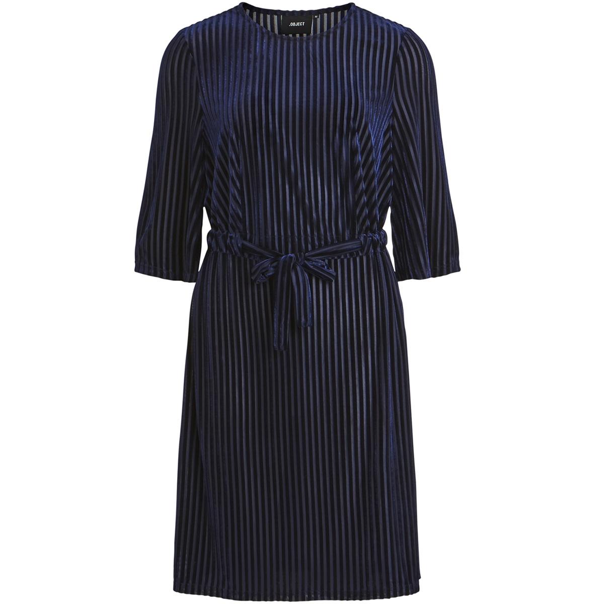 objbelia  3/4 dress a au 23028833 object jurk sky captain