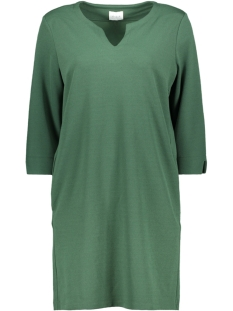 Vila Jurk VISALLI 3/4 SLEEVE DRESS/2 14052891 Garden Topiary