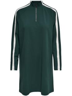 Jacqueline de Yong Jurk JDYVIOLET L/S DRESS JRS EXP 15167868 Ponderosa Pine