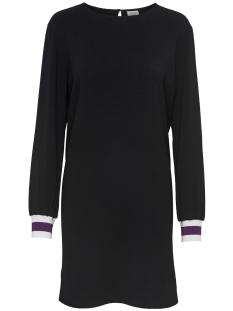 Jacqueline de Yong Jurk JDYHELGA L/S DRESS WVN 15165831 Black