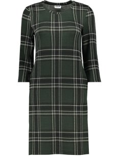 Noisy may Jurk NMGILA L/S DRESS X 27007590 Black/BLACK/GREEN