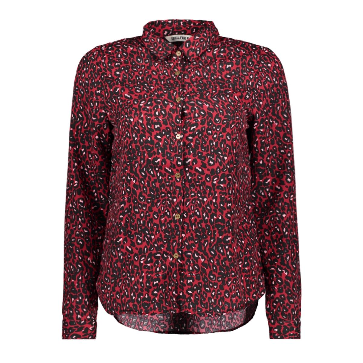ge801182 garcia blouse 1128 barbados red