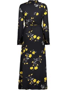 vmcallie l/s maxi shirt dress exp 10216676 vero moda jurk night sky/callie