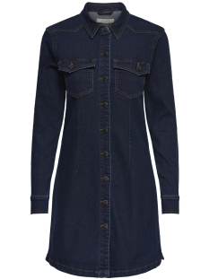 Jacqueline de Yong Jurk JDYNEW JUICY DENIM DRESS MEDIUM BLUE 15171490 Medium Blue Denim