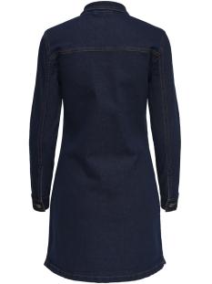 jdynew juicy denim dress medium blue 15171490 jacqueline de yong jurk medium blue denim