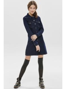jdynew juicy denim dress medium blue 15171490 jacqueline de yong jeans medium blue denim