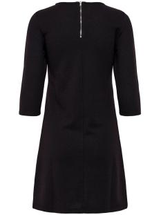 onllilli 3/4  dress jrs 15168435 only jurk dark grey melange