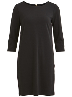 Vila Jurk VITINNY 3/4 TRACK DRESS-FAV NX KA 14051312 Black/LUREX TRACK