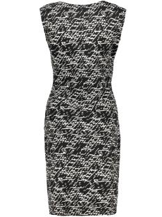 3392 s/l dress iz naiz jurk zigzag
