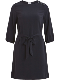 Vila Jurk VIMILENA 3/4 DRESS 14050913 Navy Blazer