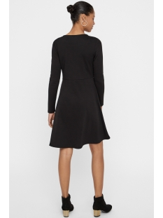 vmpinta ls abk dress local 10211433 vero moda jurk black