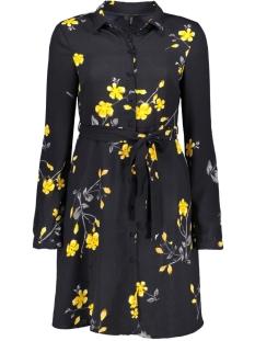 Vero Moda Jurk VMCALLIE L/S SHORT SHIRT DRESS EXP 10216677 Night Sky/CALLIE