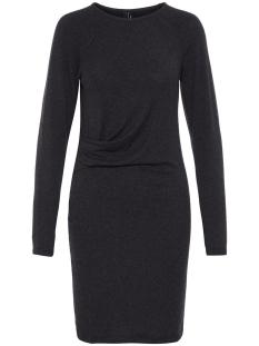 Vero Moda Jurk VMKEIKO L/S KNOT DRESS FD18 10215050 Dark Grey Melange