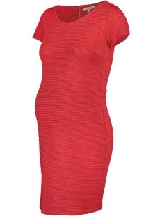 Noppies Positie jurk 90230 DRESS SS ZINNIA BITTERSWEET