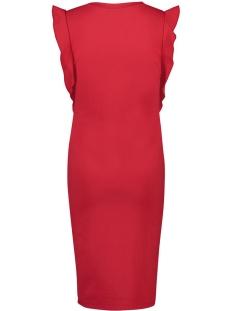 90231 dress ss olympia noppies positie jurk crimson