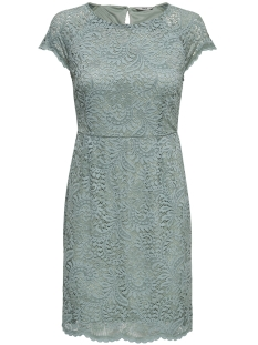 Only Jurk onlSHIRA LACE DRESS NOOS WVN 15146565 Chinois Green