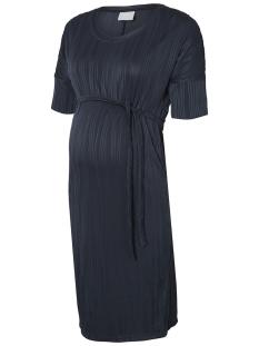 Mama-Licious Positie jurk MLALESSA 2/4 JERSEY ABK DRESS N. 20009572 Salute