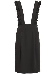 Vila Jurk VILUTTA SPENCER DRESS 14052694 Black