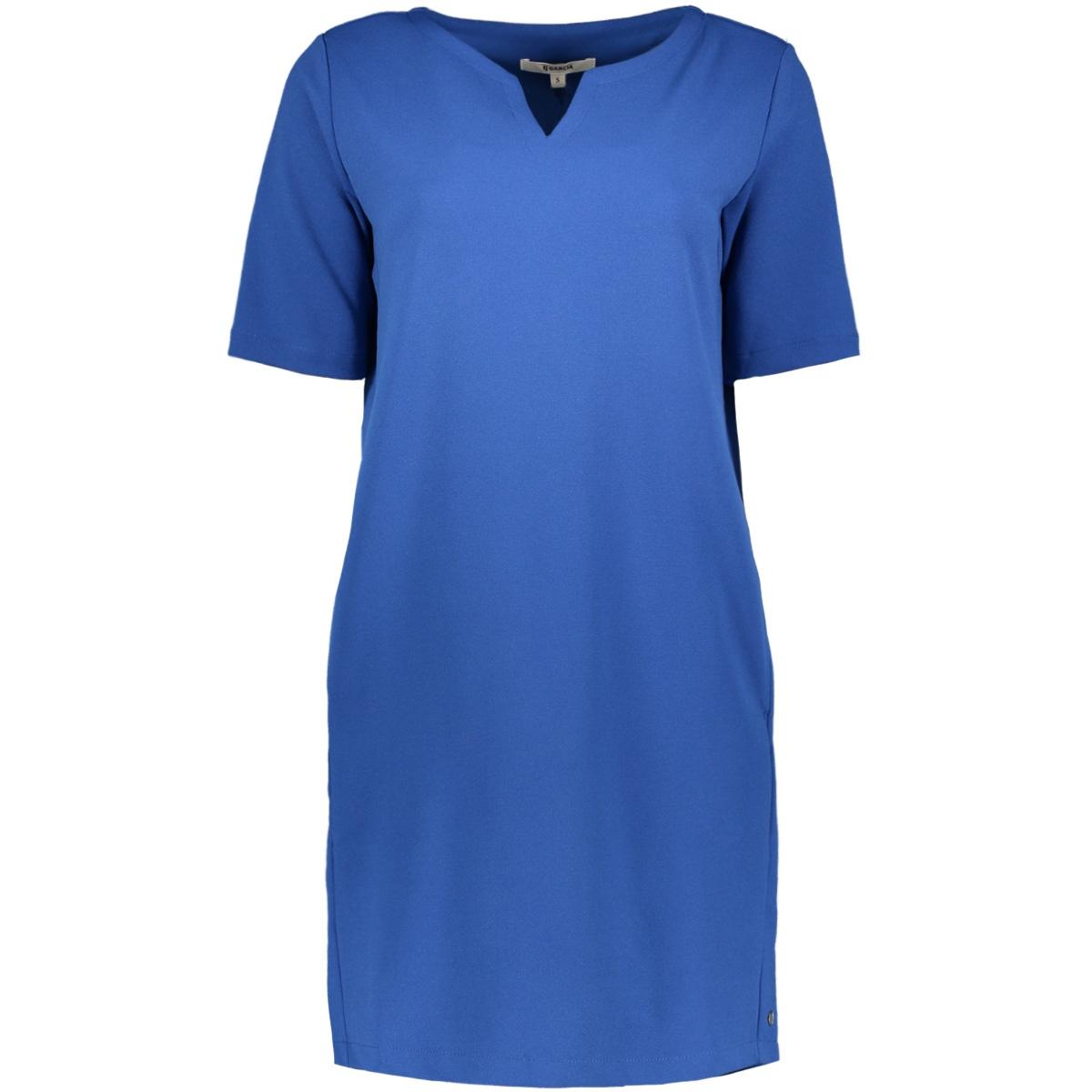 72aea56fec6a41 jurk met zakken gs900280 garcia jurk 2868 classic blue