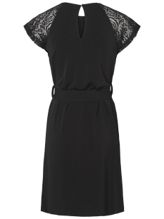 vmalberta ss lace dress noos 10211608 vero moda jurk black
