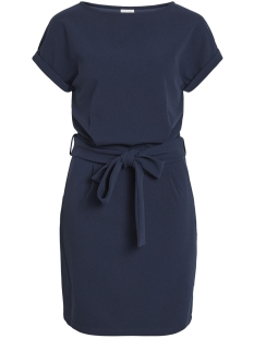 Vila Jurk VIMAEVA S/S DRESS 14051847 Navy Blazer